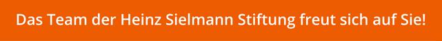 Das Team der Heinz Sielmann Stiftung freut sich auf Sie!